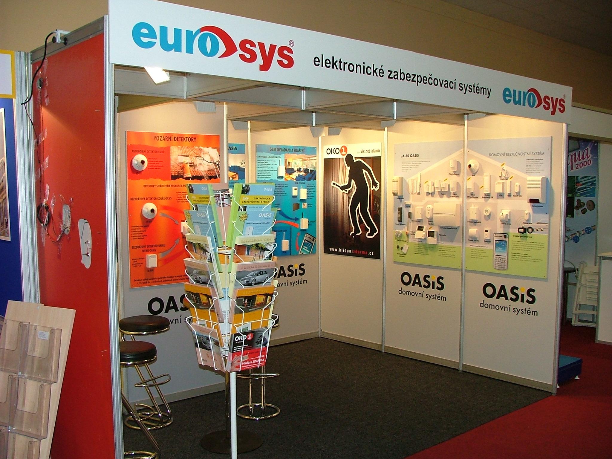 stánek EUROSYS-2